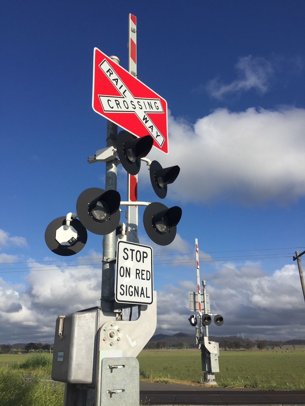 Level Crossing Grad Dip Program